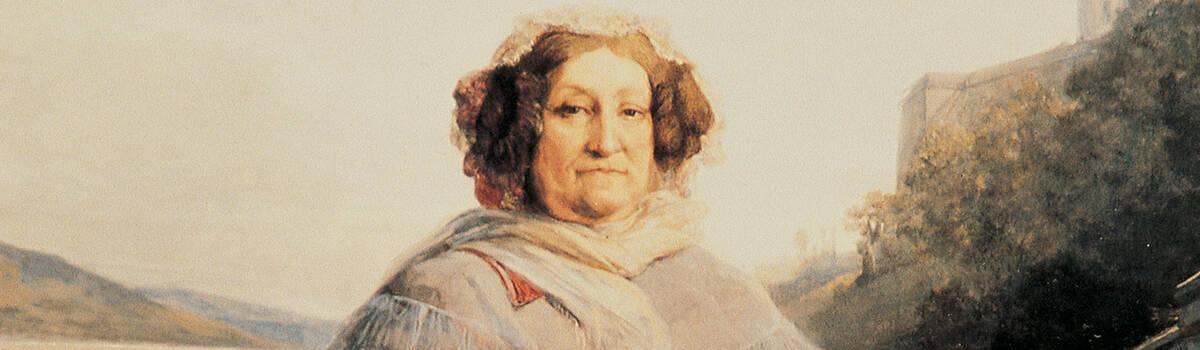 Veuve Clicquot - Madame Clicquot